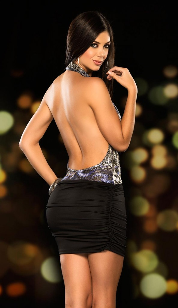 sexy elegant cocktail dresses photo - 1