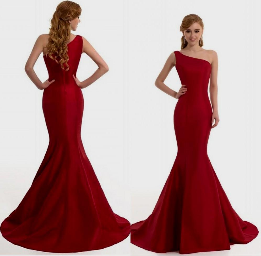 simple but elegant prom dresses photo - 1