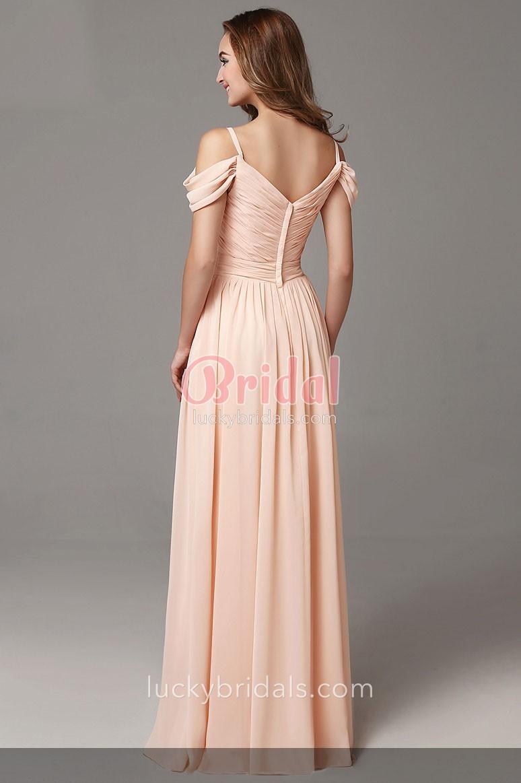 simple elegant evening dresses photo - 1