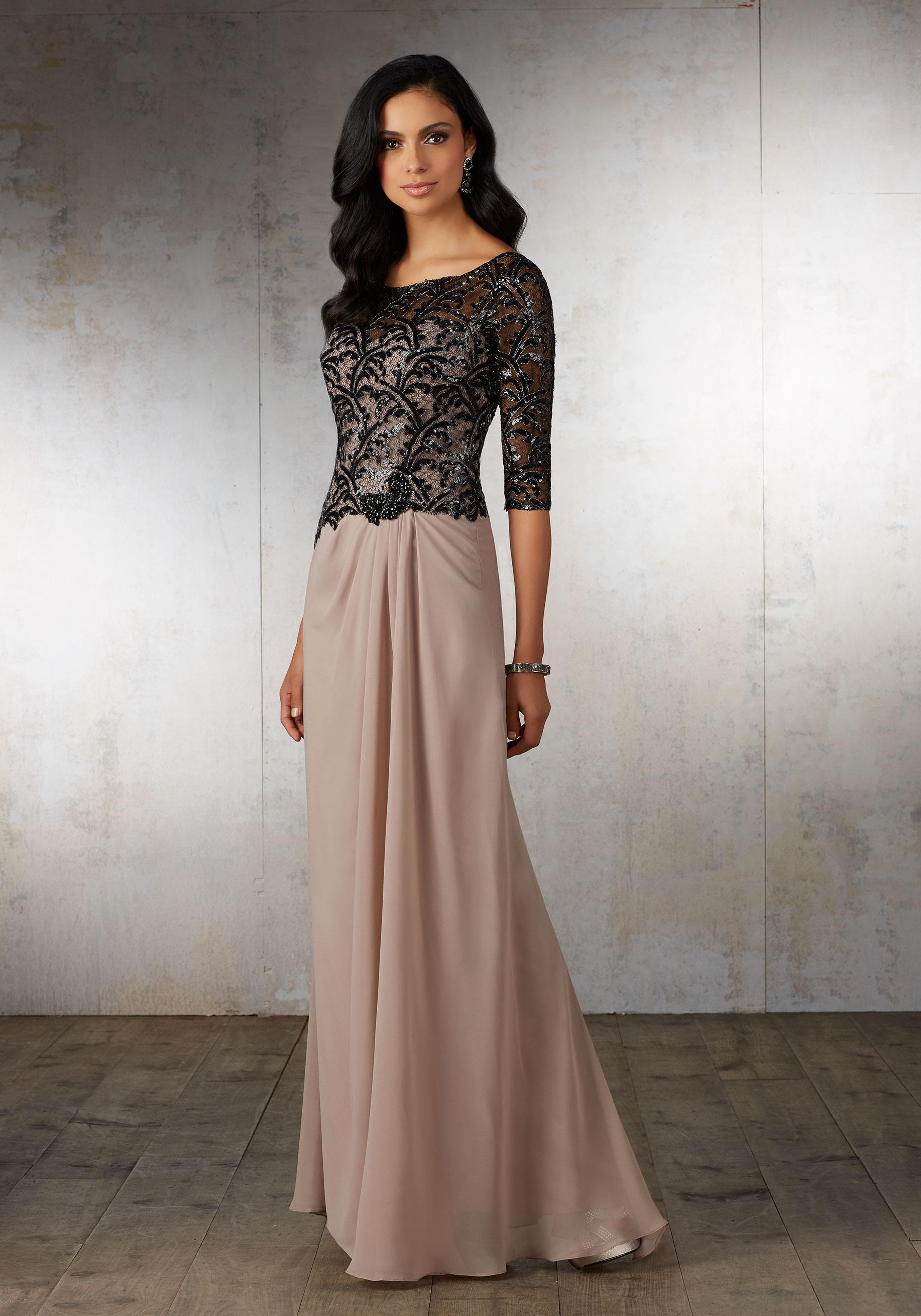 special occasion evening dresses photo - 1