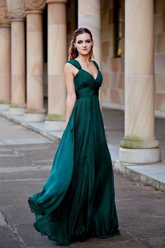 tahari long evening dresses photo - 1