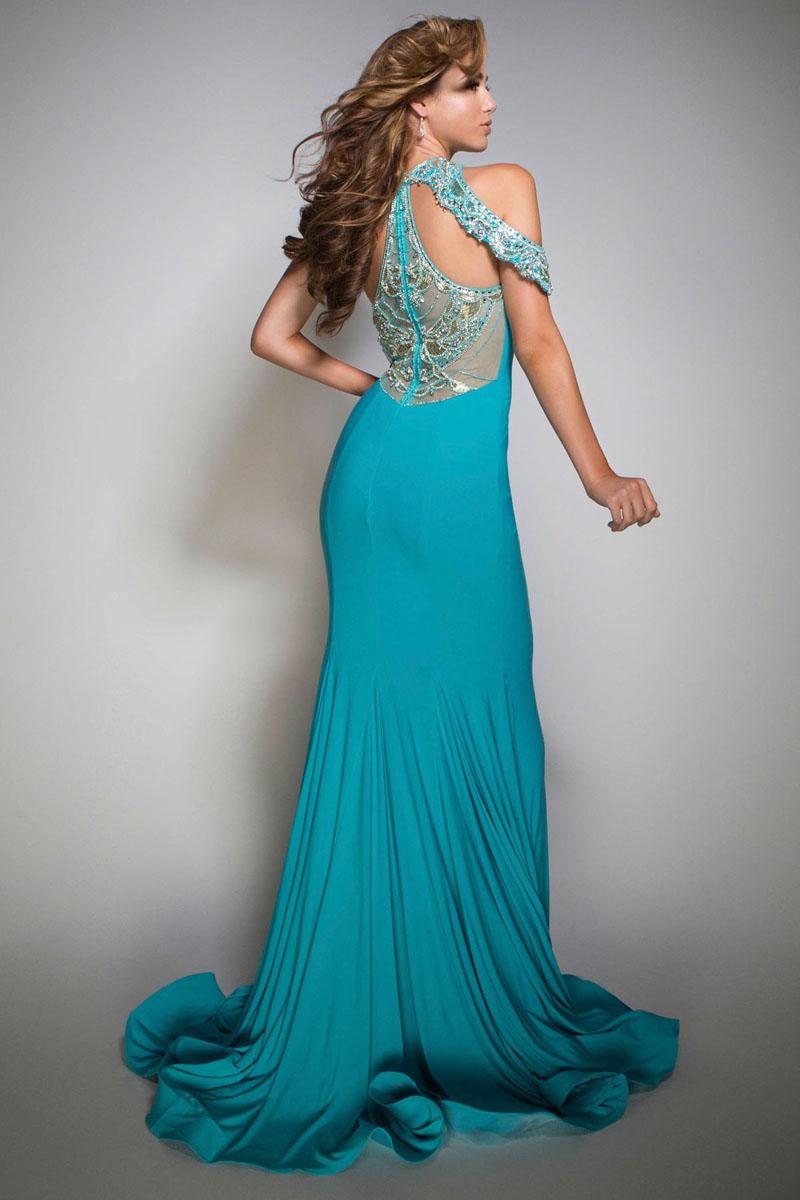 tb evening dresses photo - 1