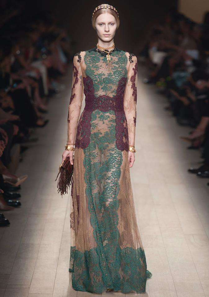 valentino evening dress photo - 1