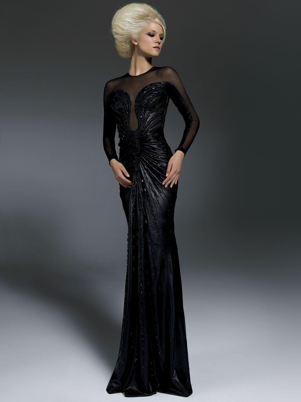 versace evening dresses photo - 1