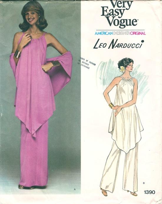 vogue evening dress patterns photo - 1