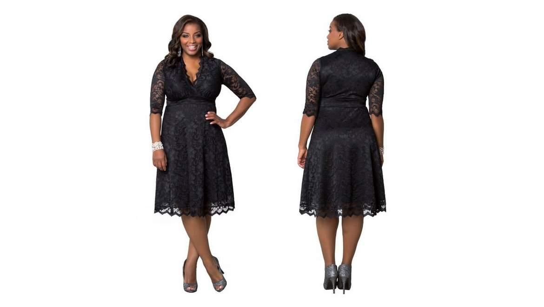 xscape plus size evening dresses photo - 1